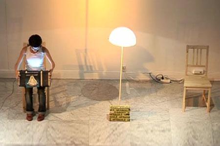 Performances Cuerpo a Cuerpo 2010