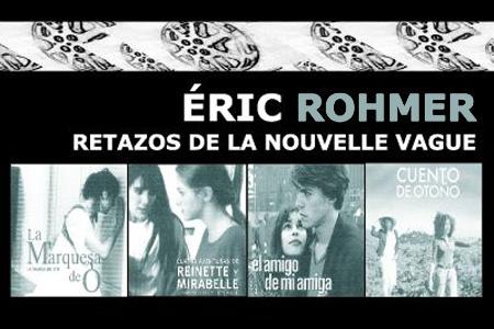 Éric Rohmer: Retazos de la 'nouvelle vague'