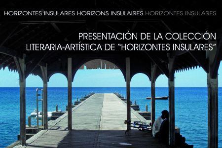 'Horizontes Insulares', colección literaria-artística