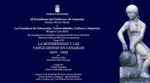 Historia Cultural del Arte en Canarias. La modernidad y las vanguardias en Canarias: 1900-1939