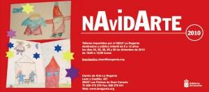 Talleres infantiles de navidad, NavidArte en Centro de Arte La Regenta