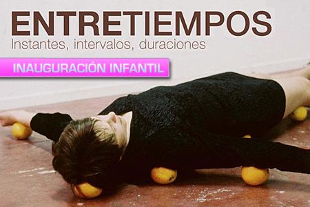 Inauguración infantil exposición 'Entretiempos, instantes, intervalos, duraciones'