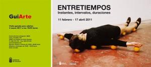 GuiArte exposición 'Entretiempos, instantes, intervalos, duraciones' Centro de Arte La Regenta