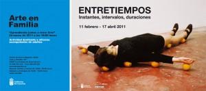 Arte en Familia 'Entretiempos....'  DEAC Centro de Arte La Regenta