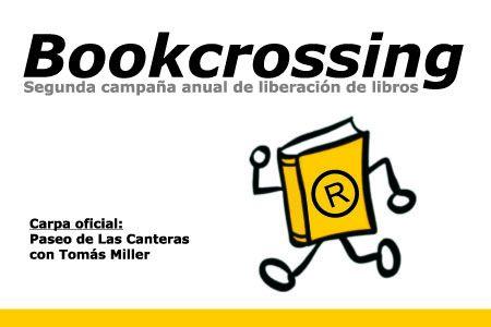 'Bookcrossing' por el Día Internacional del Libro