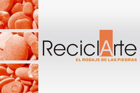 ReciclArte, el rodaje de las piedras