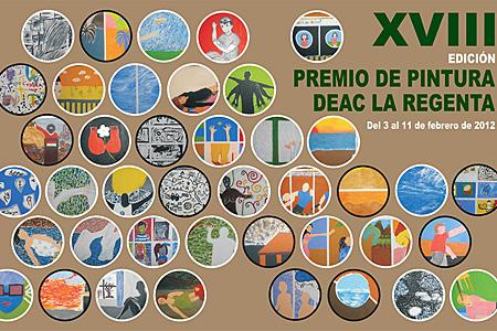 XVIII Edición del Premio de Pintura DEAC La Regenta
