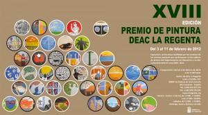 XVIII edición Premio de Pintura DEAC La Regenta Centro de Arte La Regenta Las Palmas de Gran Canaria