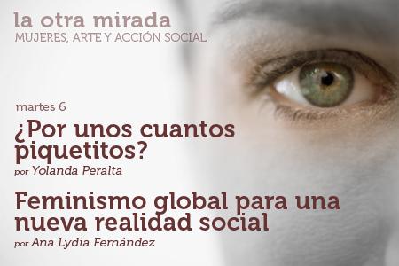 Esta semana, debatimos sobre 'Mujeres, arte y acción social'