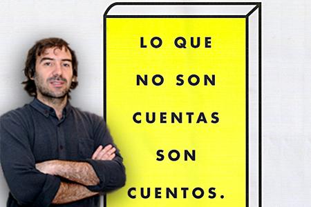 El DA2 de Salamanca acoge la muestra de Alberto García 'Lo que no son cuentas son cuentos'