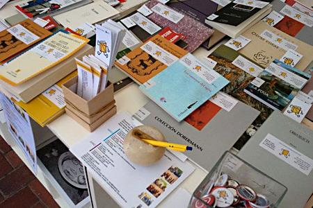 El Centro de Arte La Regenta liberará libros a partir de este lunes