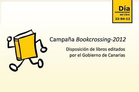 Semana de bookcrossing por el Día del Libro 2012