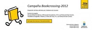 Bookcrossing, libros libres Centro de Arte La Regenta Las Palmas de Gran Canaria