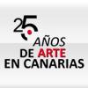 Artista con obra expuesta en la antológica del 25 aniversario del Centro de Arte La Regenta