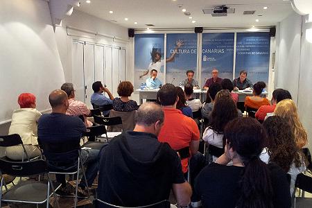 El ciclo 'Reencuentros' reúne a artistas de tres generaciones en La Regenta