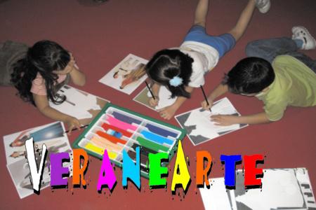 VeraneArte, talleres de verano para niñ@s y jóvenes