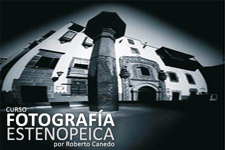 Curso de fotografía estenopeica
