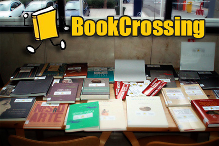 Haz 'bookcrossing' para celebrar el Día del Libro 2013