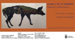 Idaira del Castillo Estévez Exposición Lycaón y los 13 ochomiles Centro de Arte La Regenta Las Palmas de Gran Canaria
