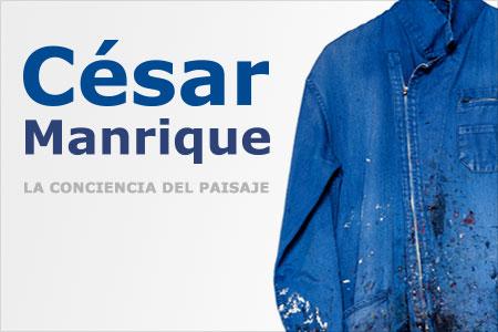 César Manrique. La conciencia del paisaje
