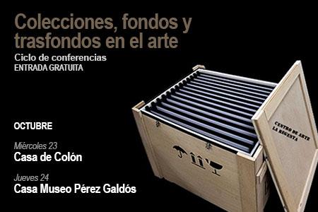 Un ciclo aporta luz a las colecciones y fondos artísticos patrimoniales de Canarias
