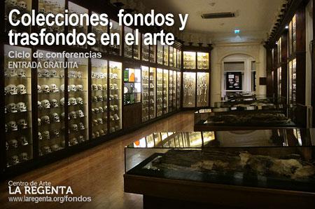 Colecciones, fondos y trasfondos en el arte