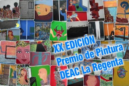 XX Edición del Premio de Pintura DEAC La Regenta