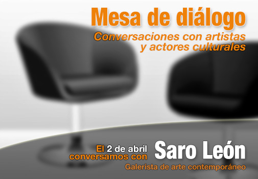 Esta semana conversamos con Saro León