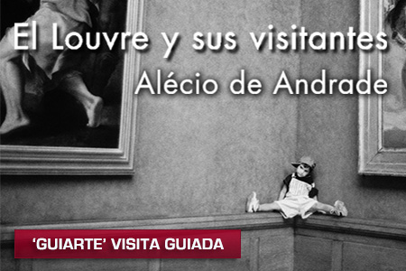 GuiArte exposición 'El Louvre y sus visitantes'