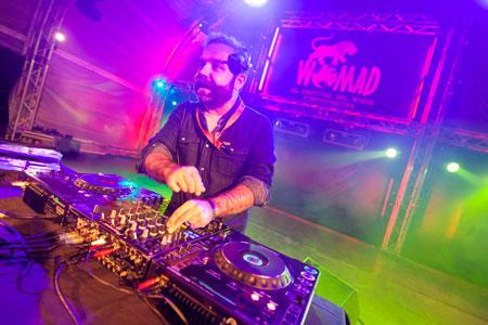 Músicas al plato, mesa redonda y sesión DJ