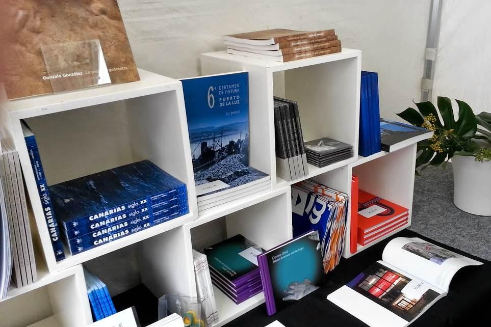 Actividades Feria del Libro 2015