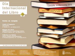 Bookcrossing Centro de Arte La Regenta Las Palmas de Gran Canaria