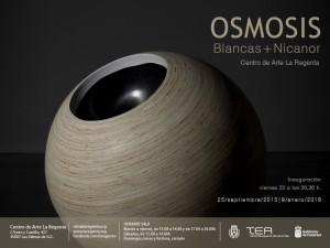 Osmosis. Blancas+Nicanor | Centro de Arte La Regenta