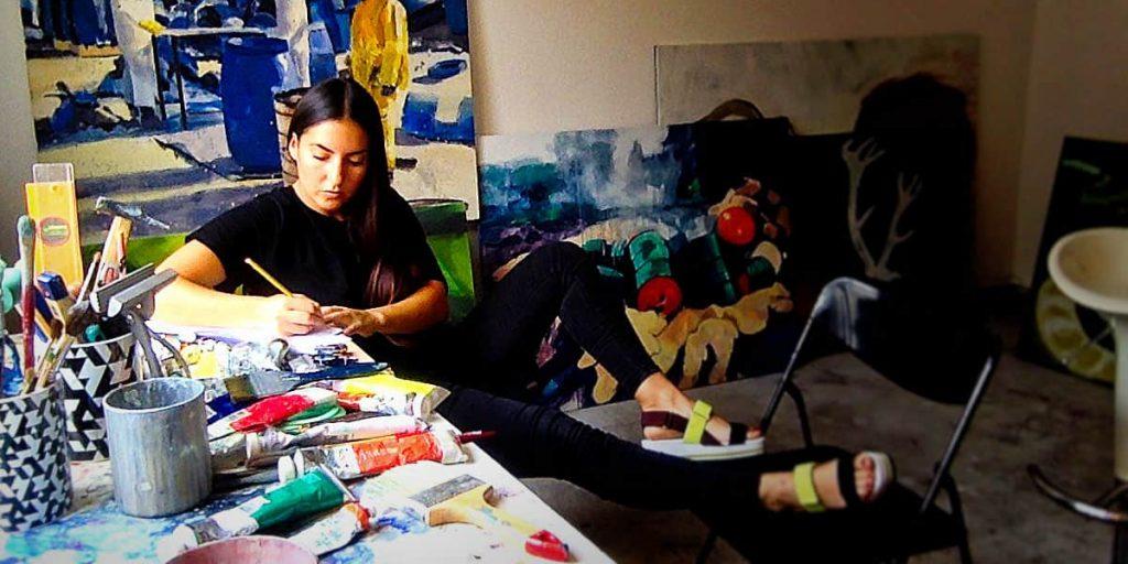 Mariana Palomino - Centro de Arte La Regenta