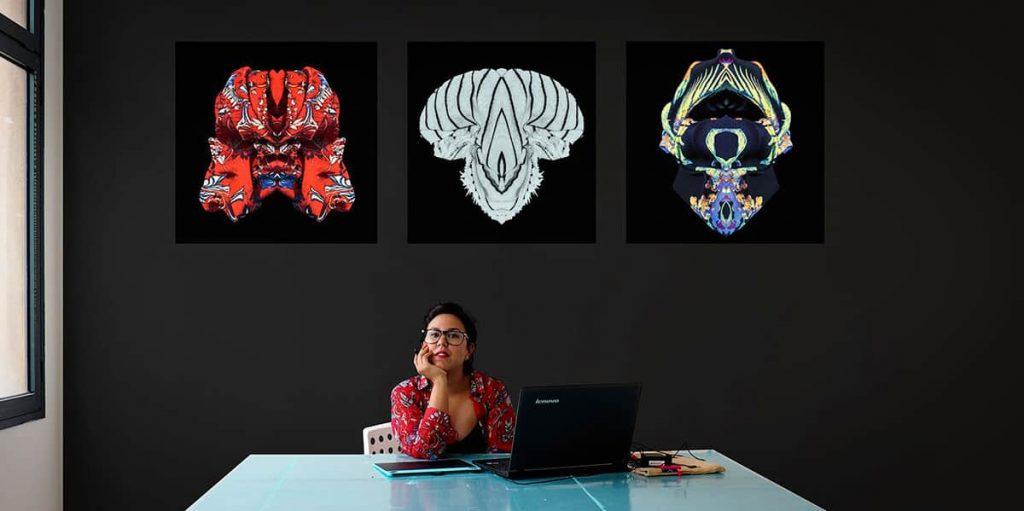 Zahra Cheikh Larrocha - Centro de Arte La Regenta