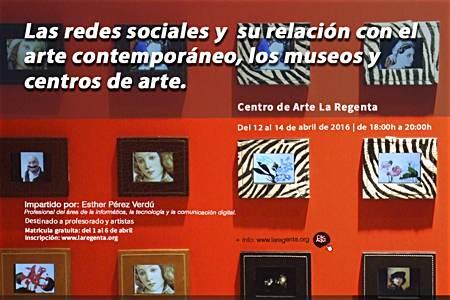 Redes Sociales y su relación con el arte contemporáneo, los museos y centros de arte