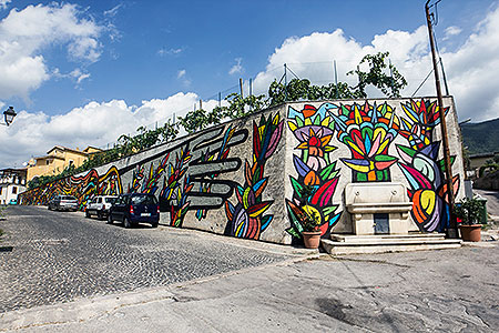 Artistas en San Potito Sannitico. 'Un'esperienza culturale'
