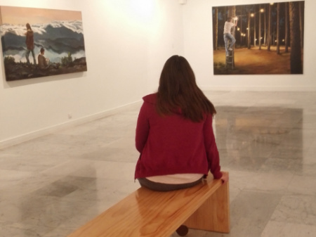 Concurso de microrrelatos sobre la exposición: 'Perdona por las cosas' (...)