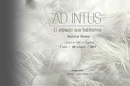 'Ad intus'. El espacio que habitamos