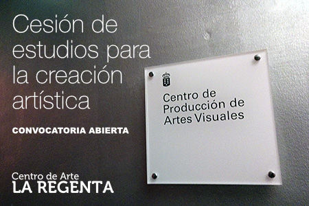 Selección abierta para acceso a los estudios de producción artística - Convocatoria 2017