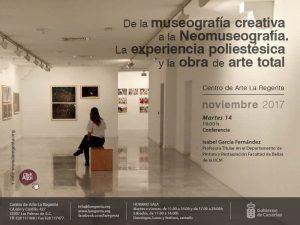 museografia creativa a la neomuseografia