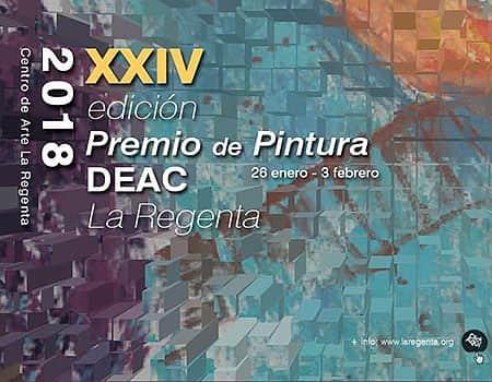 XXIV Edición del Premio de Pintura DEAC La Regenta