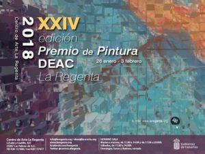 24 Premio de Pintura DEAC Centro de Arte La Regenta