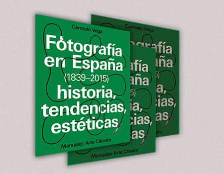 Presentación del libro 'Fotografía en España (1839-2015): historia, tendencias, estéticas'