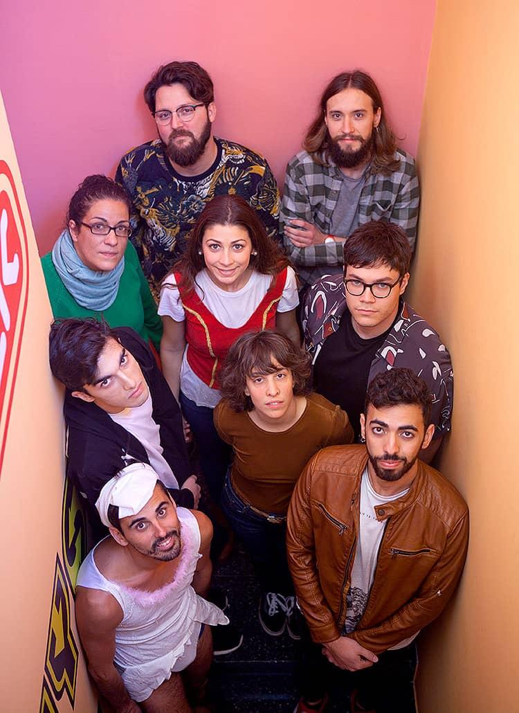 Artistas Espacios de Producción 2018