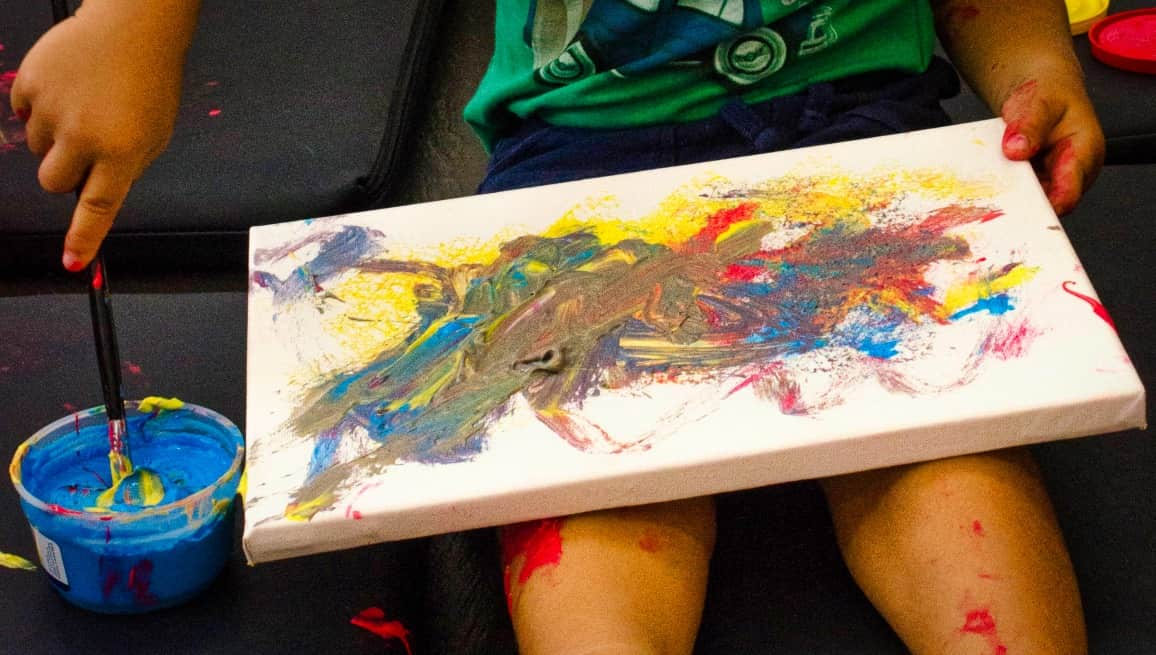 Baby Arts: taller creativo para bebés