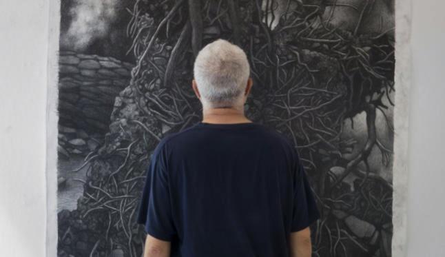 Julio Blancas presenta el resultado de su residencia en el Studio in the Woods de Nueva Orleans